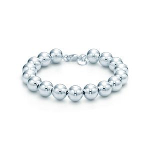 Tiffany & Co. Jewelry - Sterling Silver Tiffany & Co Beaded Ball Bracelet